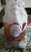 Biscotti alla soia - Product - it