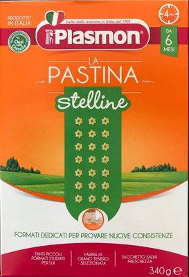 Pâtes Plasmon Stelline - Produit - fr