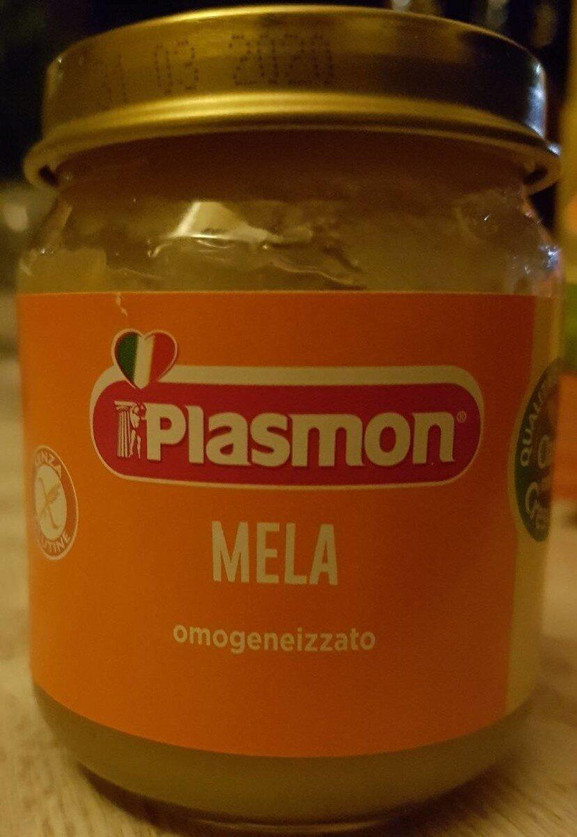 omogenizzati mela plasmon - Product - fr