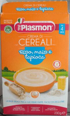 crema di cereali - Product - it