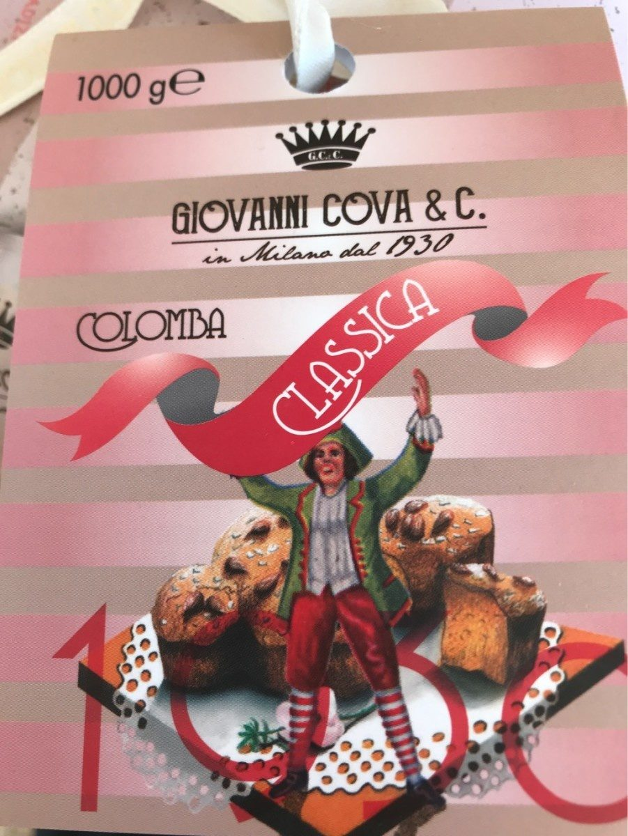 Colomba classica - Produkt - fr
