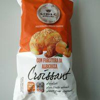 Croissant con farcitura di albicocca - Product - en