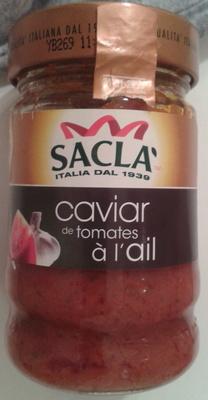 Caviar de tomates à l'ail - Product - fr