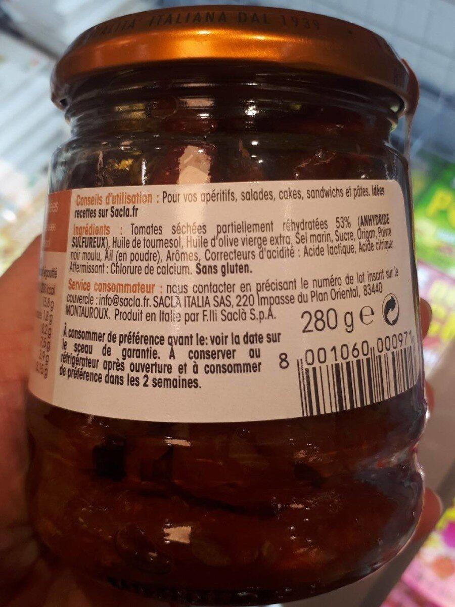 Tomates séchées au soleil - Produit - fr