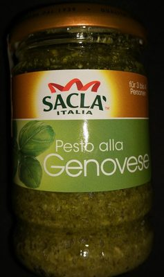 Pesto alla genovese - Produkt