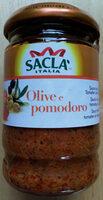 Sauce olive e pomodoro - Produit - fr