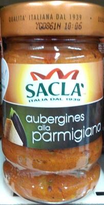 Sauce Aubergines alla parmigiano - Produit - fr
