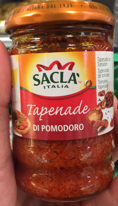 Tapenade de tomates - Product - fr