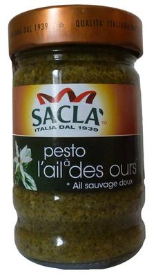 Pesto à l'ail des ours - Product