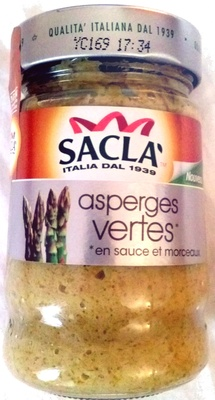 Asperges Vertes en Sauce et Morceaux - Product - fr