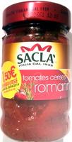 Sauce aux Tomates Cerises & Romarin - Produit