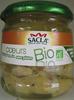 Coeurs d'artichauts sans gluten Bio - Producto