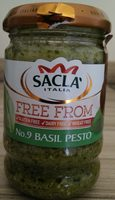 Free From No. 9 Basil Pesto - Product