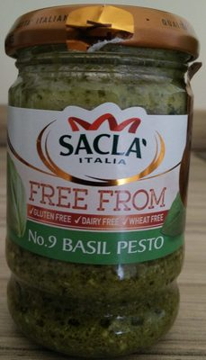 No.9 Basil Pesto - Product