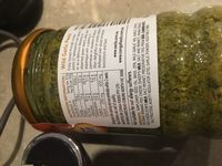 Sacla wild garlic pesto - Ingredients - en