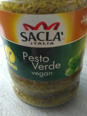 Pesto Verde Vegan - Produkt