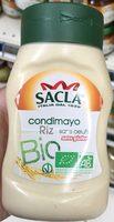 Condimayo Riz - Product