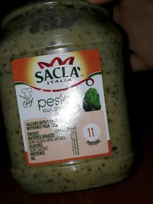 Pesto aux artichauts Saclà - Product - fr