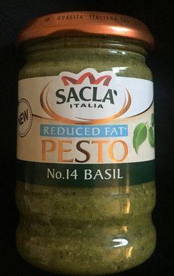 Pesto No.14 Reduced Fat - Produit - fr