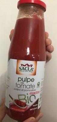 Pulpe de tomate - Product - fr