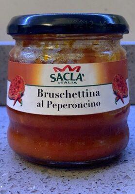 Bruschettina al peperoncino - Prodotto - it