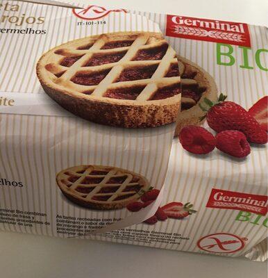 Tartaleta frutos rojos - Product - es