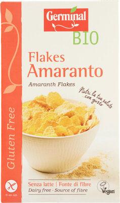 Flakes amaranto germinal bio - Prodotto - fr
