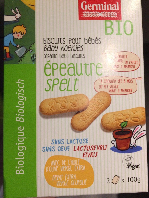Biscuits pour bébés - Produkt - fr