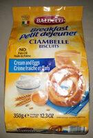 Ciambelle Biscuits - Prodotto - de