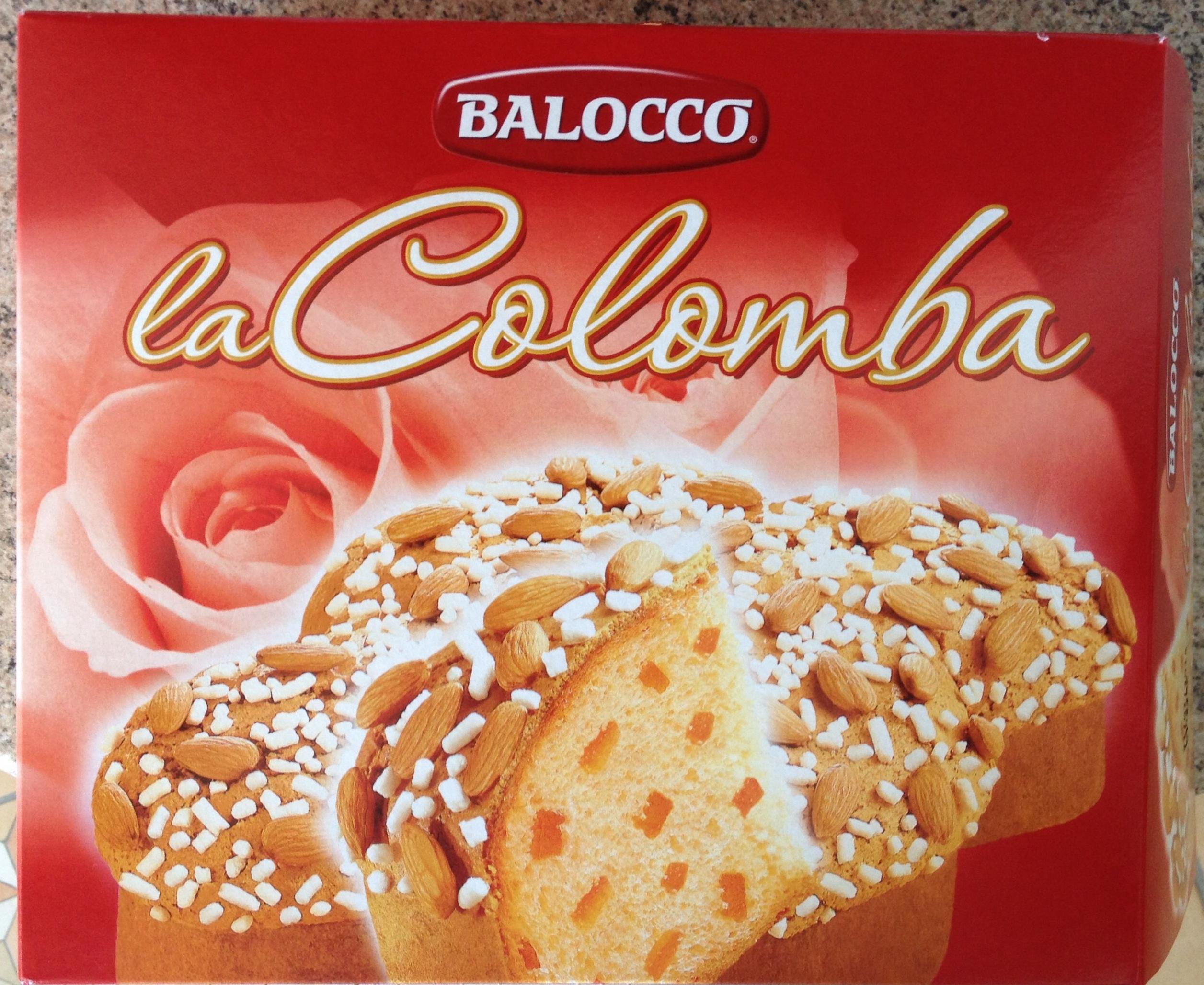 Balocco La colomba - Product - it