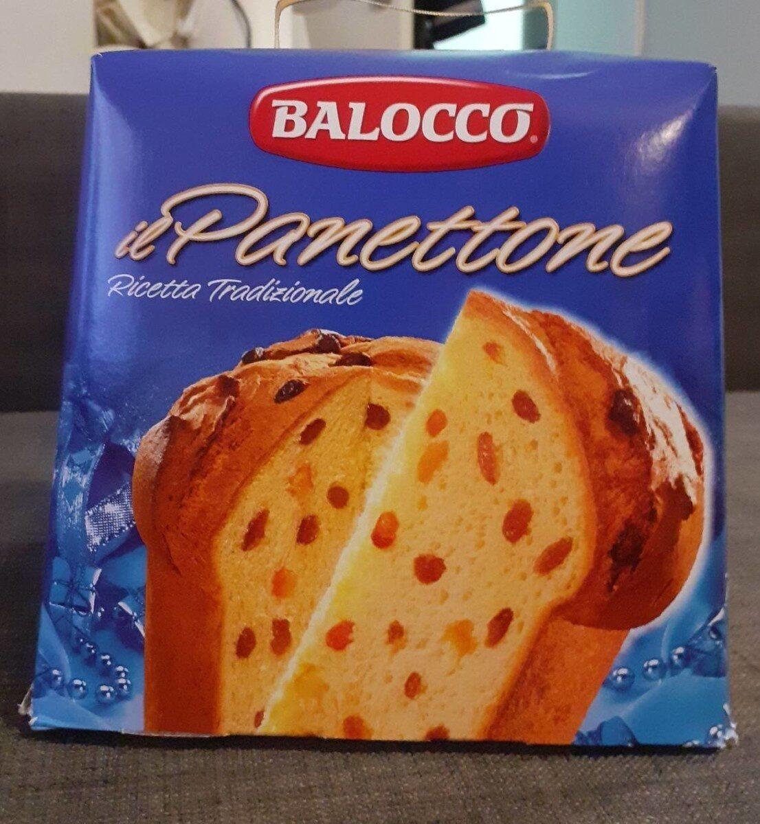 Il Panettone, ricetta tradizionale (recette traditionnelle) - Product - fr