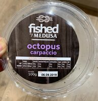 Octopus Carpaccio - Product