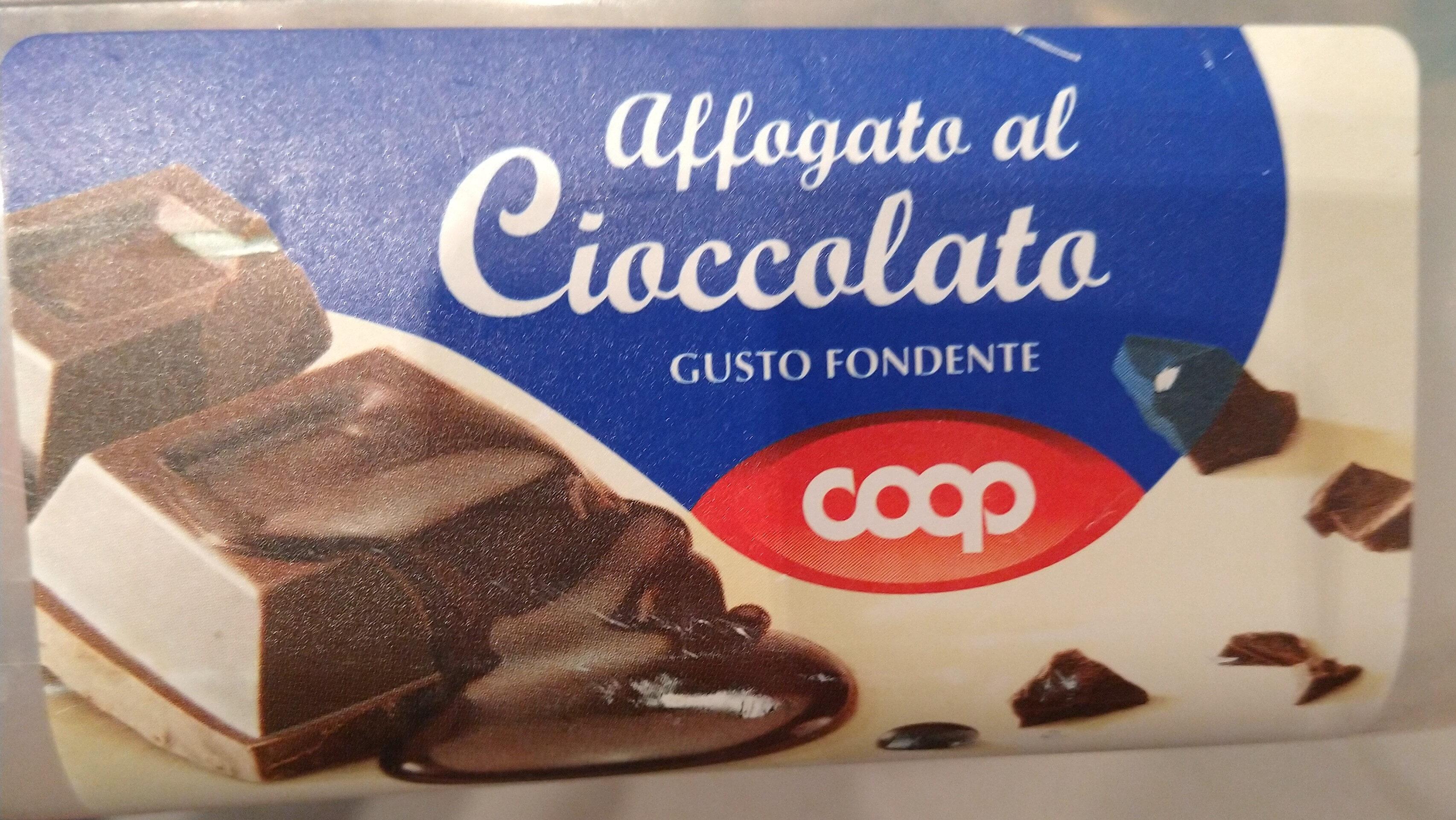 affogato al cioccolato - Produkt - it