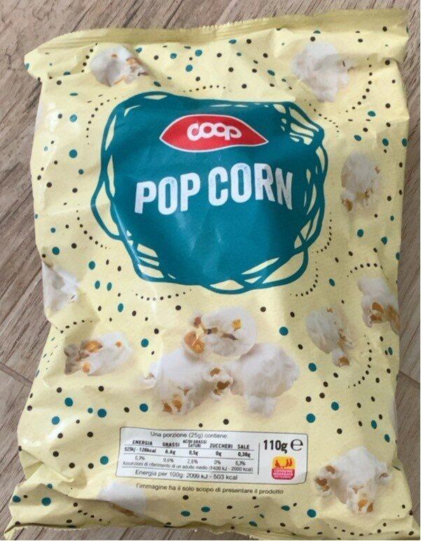 Pop corn - Prodotto - it