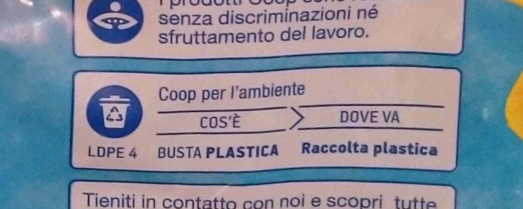 platessa - Recyclinginstructies en / of verpakkingsinformatie - it