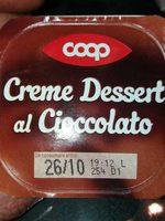 Crème dessert - Produit
