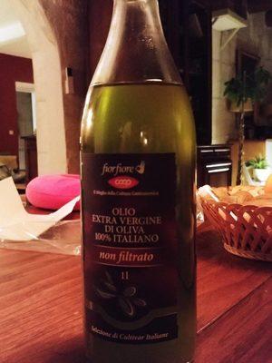 Olio Extra Vergine di Oliva 100% Italiano - Product