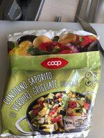 Contorno saporito verdure - Produkt - it