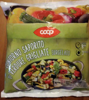 Contorno saporito verdure - Produit - it