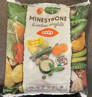 Minestrone di verdure surgelato - Prodotto - it