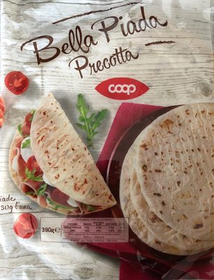 Bella Piada - Produit - fr
