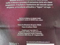 Paccheri Pasta di Gragnano IGP - Inhaltsstoffe - it