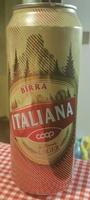 Birra Italiana Coop Lager - Product