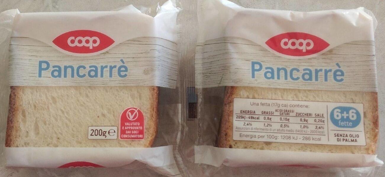 Pancarrè - Produit - it