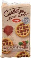 Crostatina con crema al cacao - Product - fr