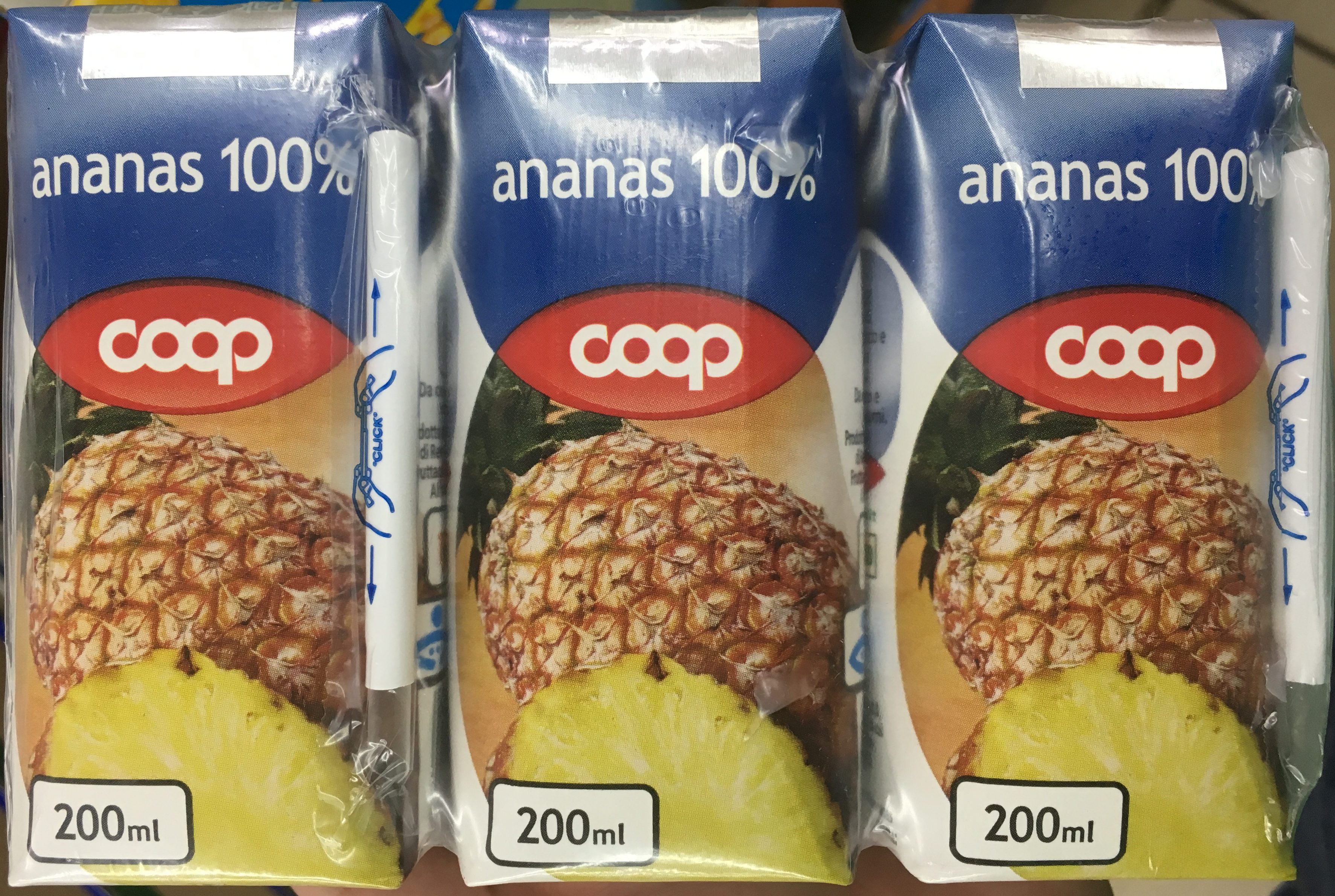 Ananas 100% - Producto