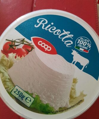 Ricotta - Product - it