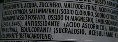 gatorade - Ingredients - it