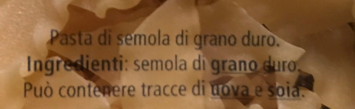 Ricciutelle - Ingredients - fr