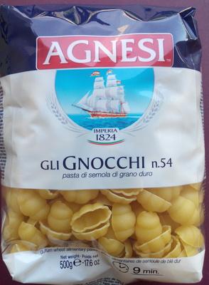 Gli Gnocchi n.54 - Produit